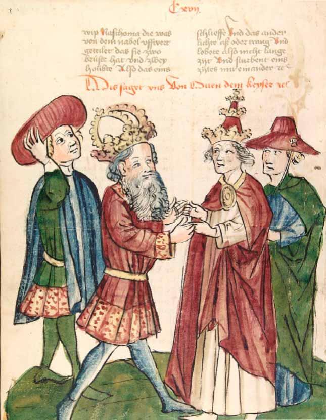 Oton I y Juan XII