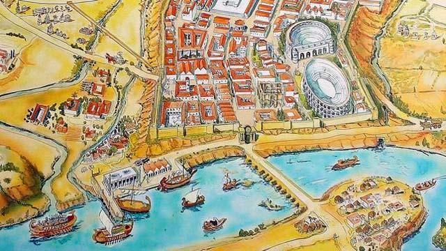 cordoba civitates urbs romana