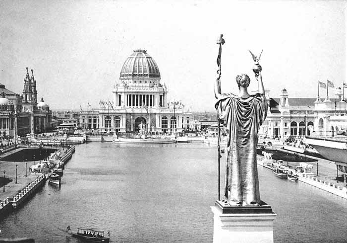 Chicago exposicion mundial colombina 1893