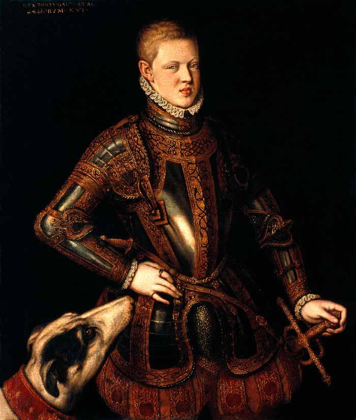 sebastian I de portugal