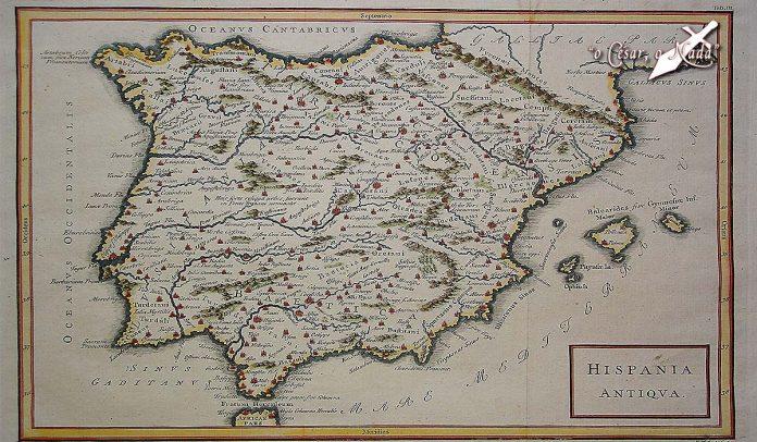 organizacion provinciae hispanas epoca romana