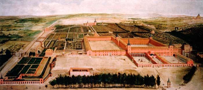 palacio del buen retiro de Madrid