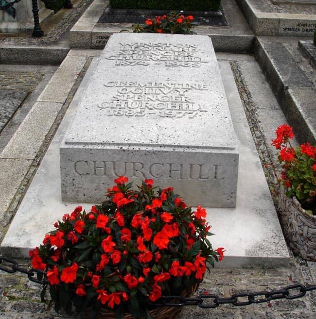 tumba churchill