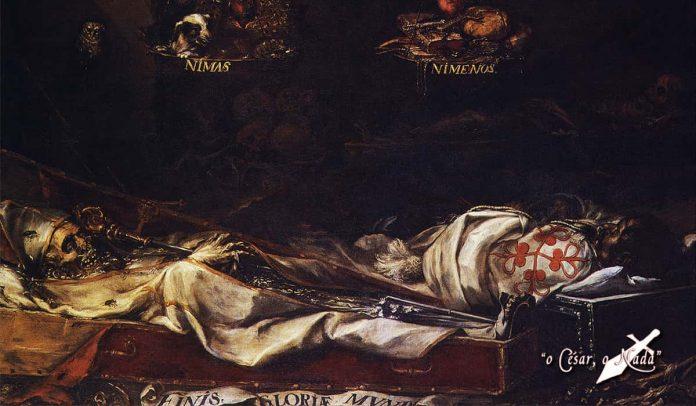 pintura vanitas barroco