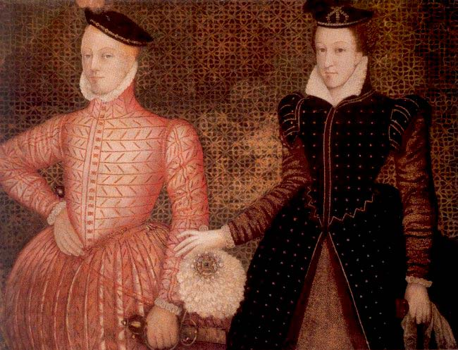 Maria Estuardo Lord Darnley