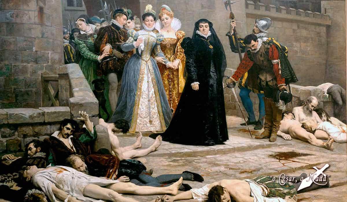 guerras de religion francia