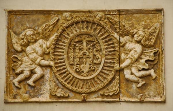 escudo jesuitas la compañia de jesus