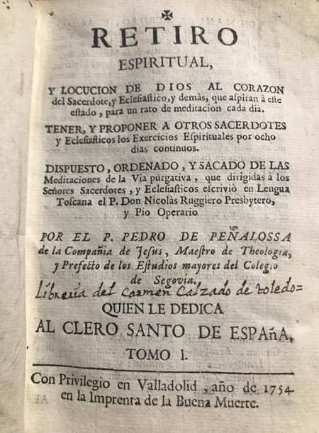 libro imprenta de la buena muerte