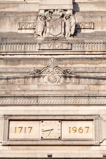 fachada gran logia inglaterra londres